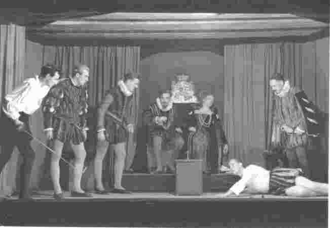 Final Scene from Hamlet, Tittmoning production
